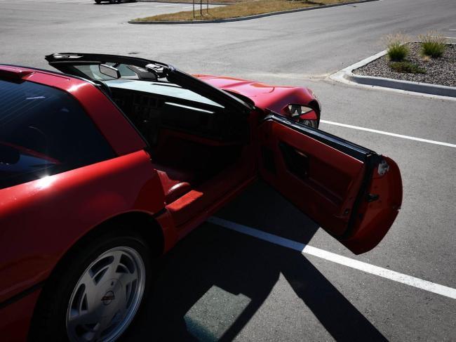 1989 Chevrolet Corvette - 1989 (76)