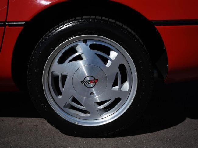 1989 Chevrolet Corvette - 1989 (77)