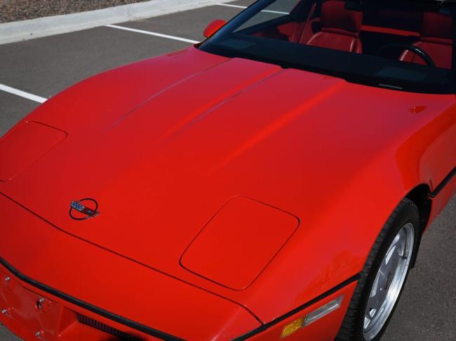1989 Chevrolet Corvette - Corvette (86)