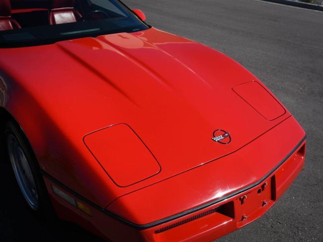 1989 Chevrolet Corvette - 1989 (87)