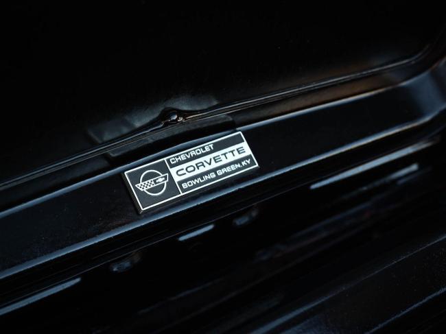 1989 Chevrolet Corvette - Corvette (91)