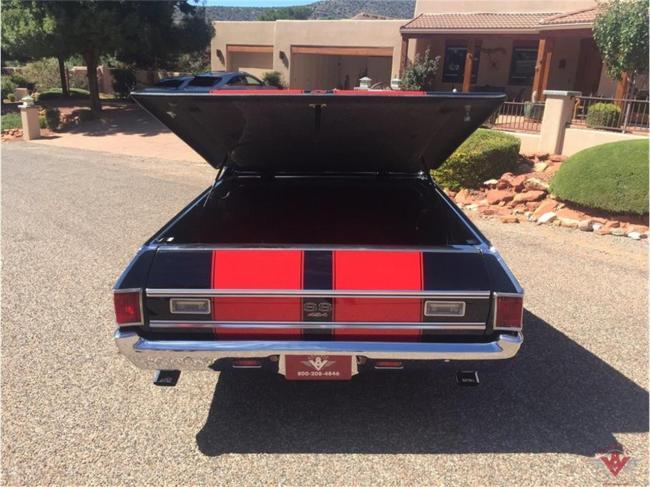 1972 Chevrolet El Camino - Automatic (5)