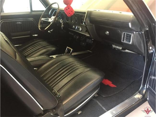 1972 Chevrolet El Camino - Chevrolet (15)