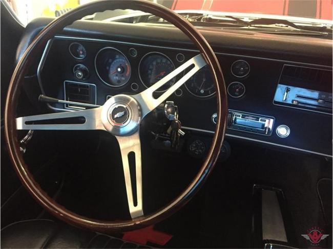 1972 Chevrolet El Camino - Chevrolet (19)