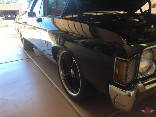 1972 Chevrolet El Camino - Chevrolet (26)