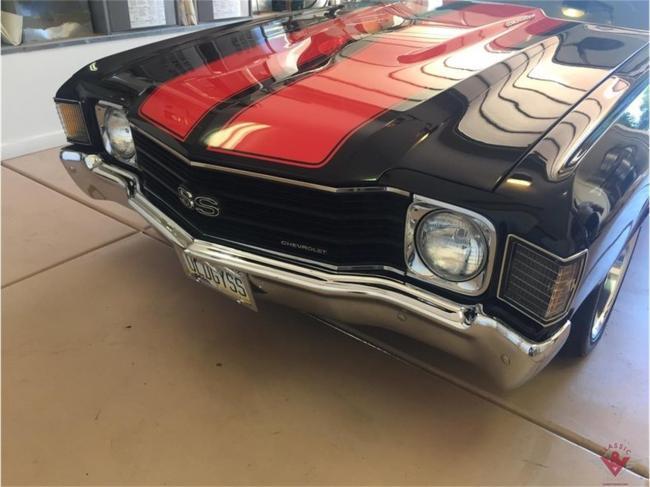 1972 Chevrolet El Camino - El Camino (39)