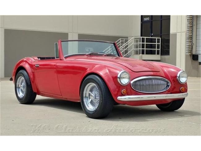 1962 Austin-Healey Sebring - Kansas (1)