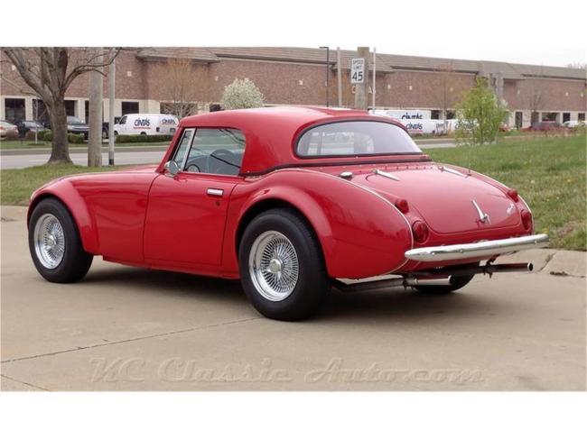 1962 Austin-Healey Sebring - Sebring (4)