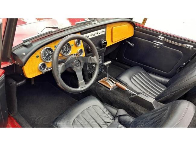 1962 Austin-Healey Sebring - Automatic (6)