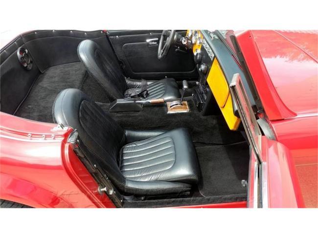1962 Austin-Healey Sebring - Austin-Healey (14)