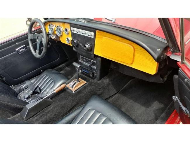 1962 Austin-Healey Sebring - 1962 (15)