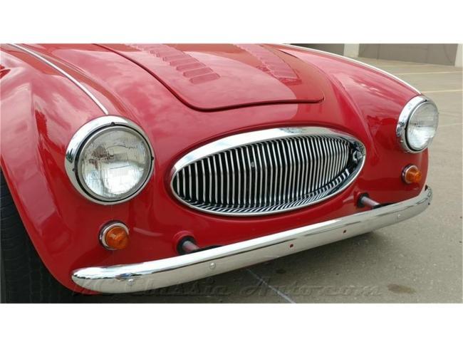 1962 Austin-Healey Sebring - Sebring (23)
