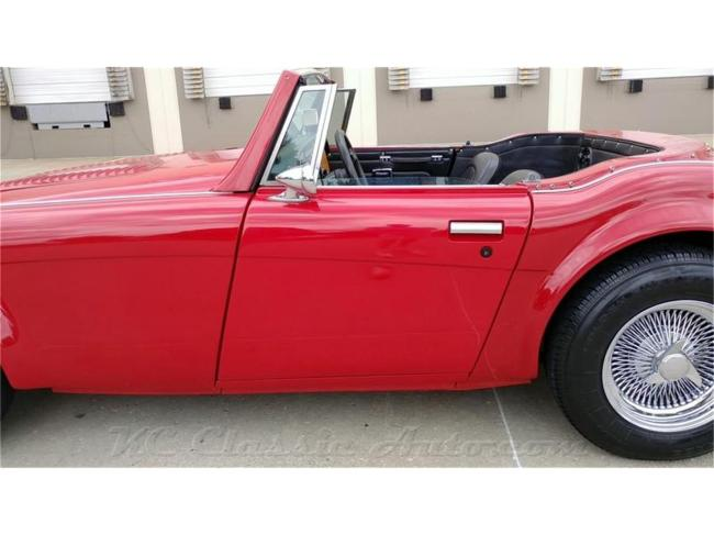1962 Austin-Healey Sebring - Sebring (29)