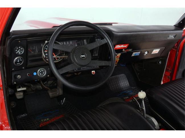 1972 Chevrolet Nova - Chevrolet (14)