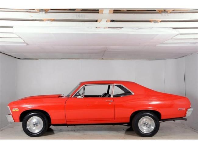 1972 Chevrolet Nova - Nova (40)