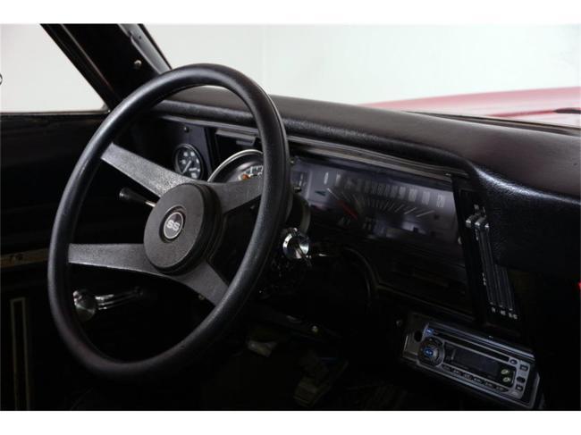 1972 Chevrolet Nova - Chevrolet (43)