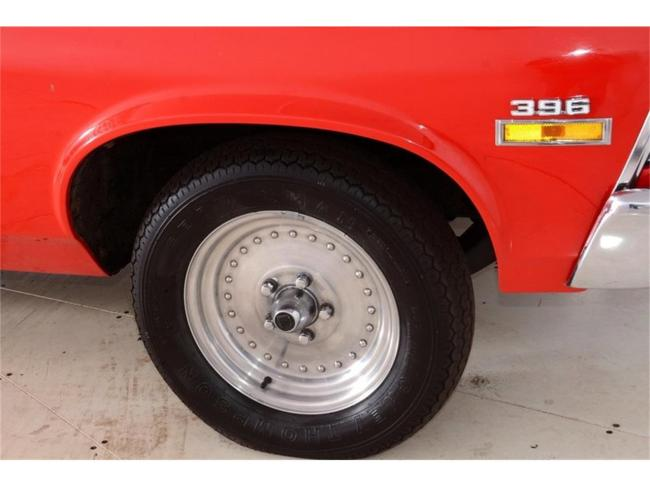 1972 Chevrolet Nova - Chevrolet (47)