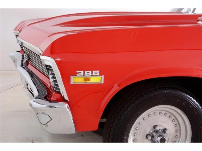 1972 Chevrolet Nova - Chevrolet (49)