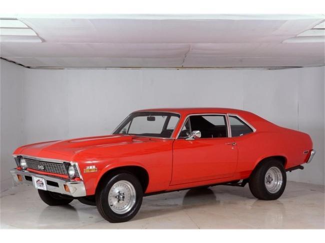 1972 Chevrolet Nova - Chevrolet (50)