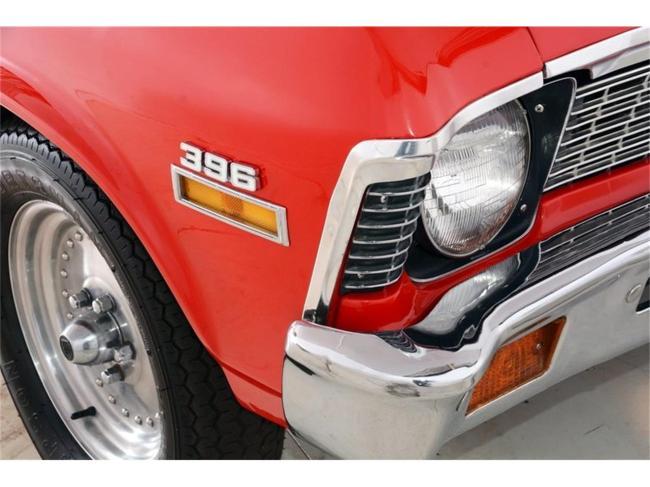 1972 Chevrolet Nova - Nova (64)