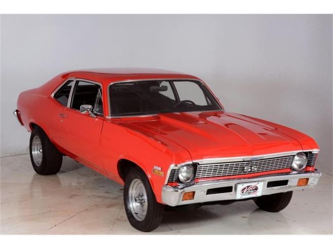1972 Chevrolet Nova - 1972 (79)