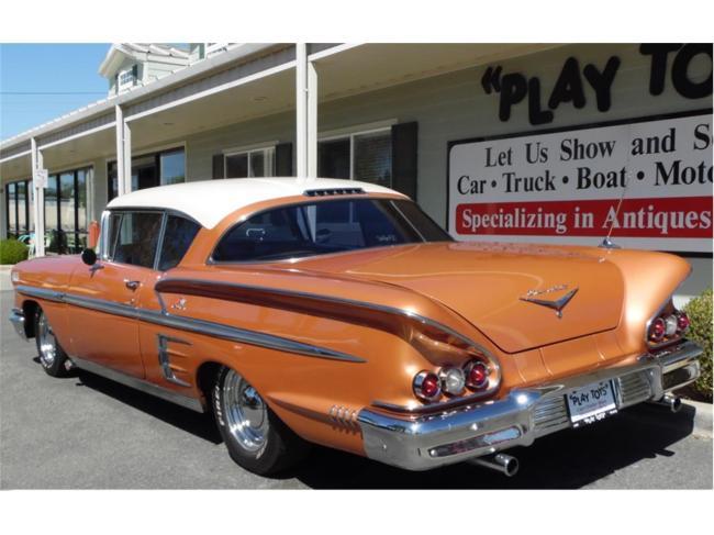 1958 Chevrolet Impala - Automatic (6)