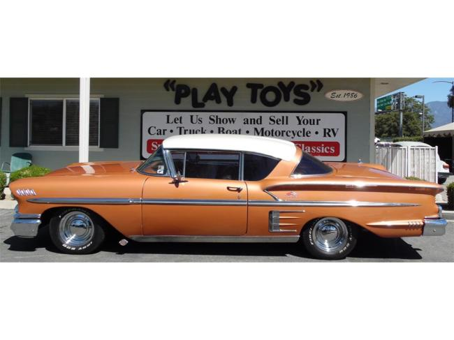 1958 Chevrolet Impala - Chevrolet (7)