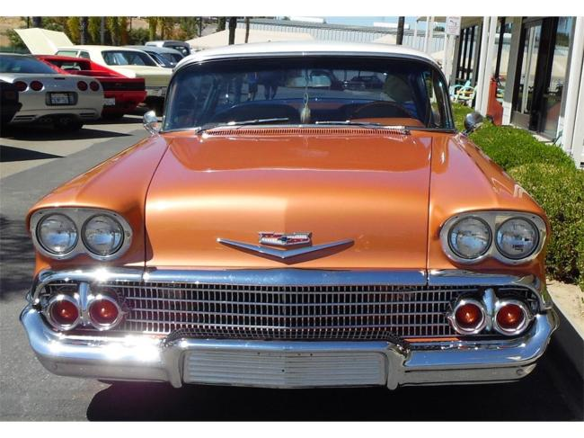 1958 Chevrolet Impala - California (1)
