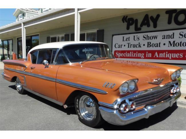1958 Chevrolet Impala - Chevrolet (2)