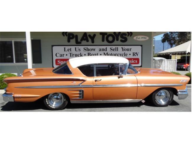 1958 Chevrolet Impala - 1958 (3)