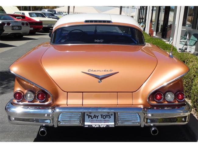 1958 Chevrolet Impala - Automatic (5)