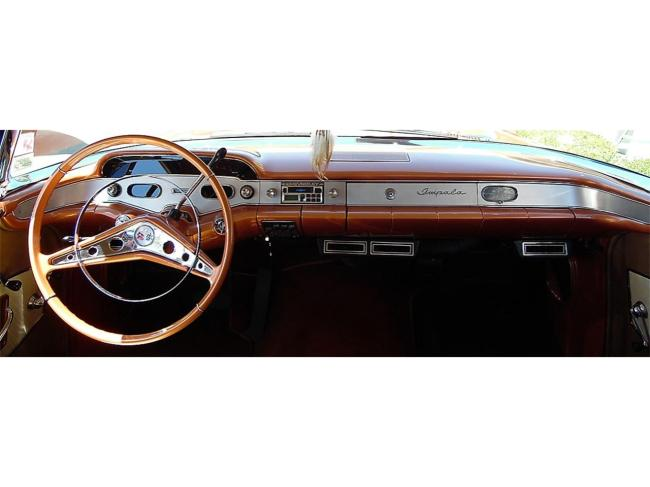 1958 Chevrolet Impala - California (13)