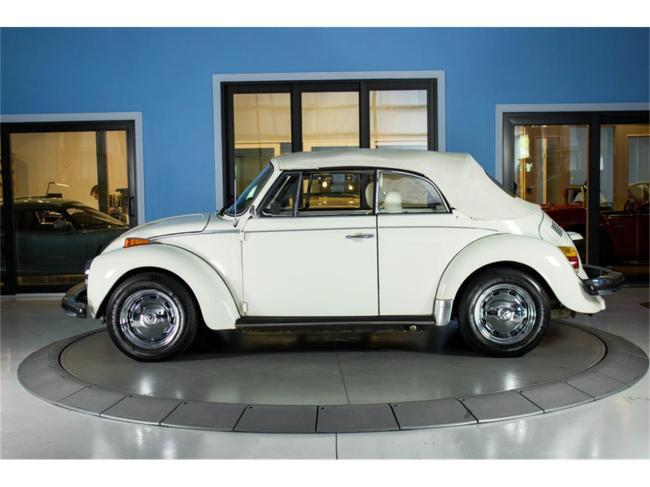 1976 Volkswagen Beetle - Manual (1)