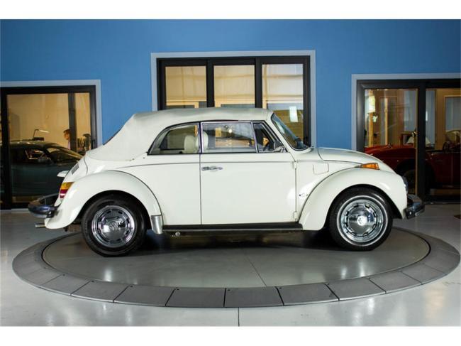 1976 Volkswagen Beetle - Beetle (5)