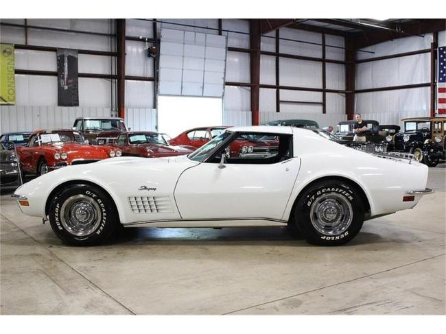 1972 Chevrolet Corvette - Michigan (2)