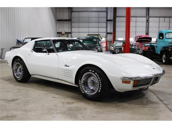 1972 Chevrolet Corvette - Corvette (7)