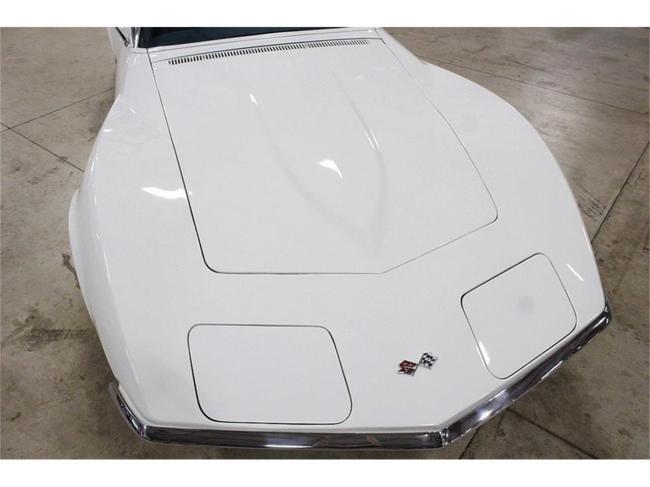 1972 Chevrolet Corvette - Chevrolet (9)