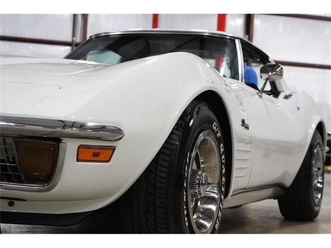 1972 Chevrolet Corvette - Michigan (31)