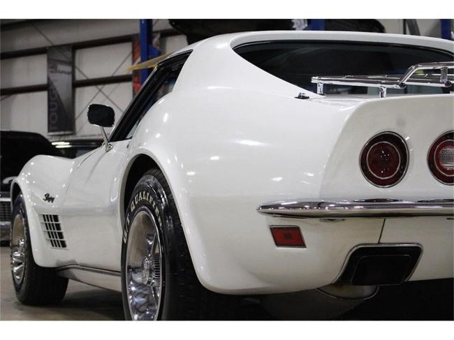 1972 Chevrolet Corvette - 1972 (32)