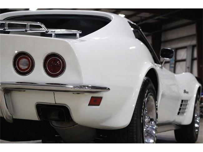 1972 Chevrolet Corvette - Chevrolet (33)