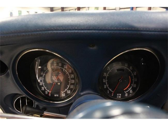1972 Chevrolet Corvette - Chevrolet (40)