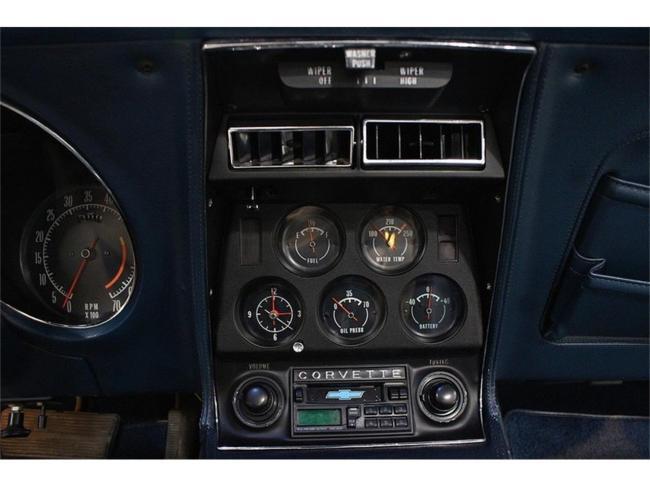 1972 Chevrolet Corvette - Chevrolet (42)