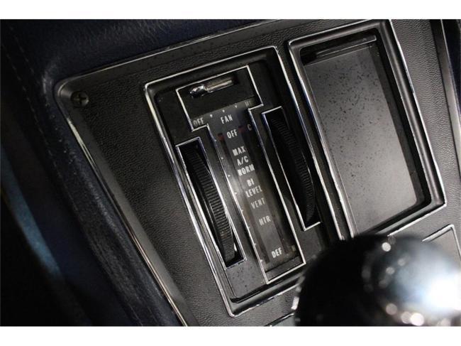1972 Chevrolet Corvette - Chevrolet (48)