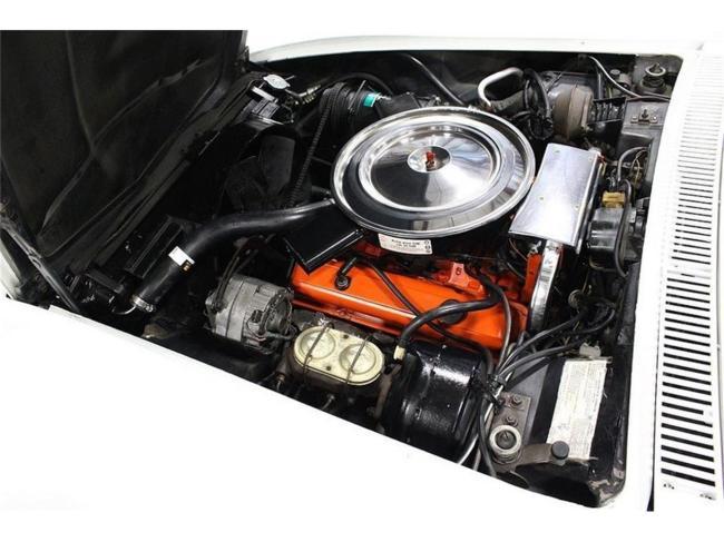 1972 Chevrolet Corvette - Chevrolet (52)