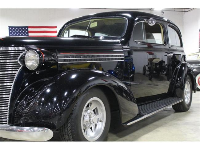 1938 Chevrolet Deluxe - Michigan (29)