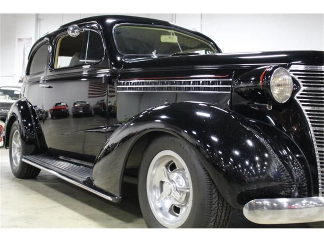 1938 Chevrolet Deluxe - Automatic (32)