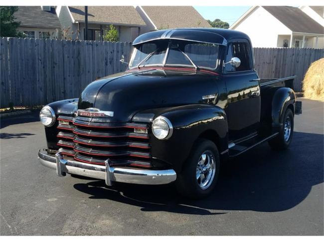 1951 Chevrolet Pickup - 1951 (1)
