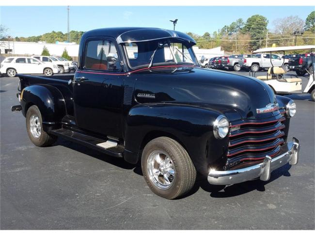 1951 Chevrolet Pickup - 1951 (2)