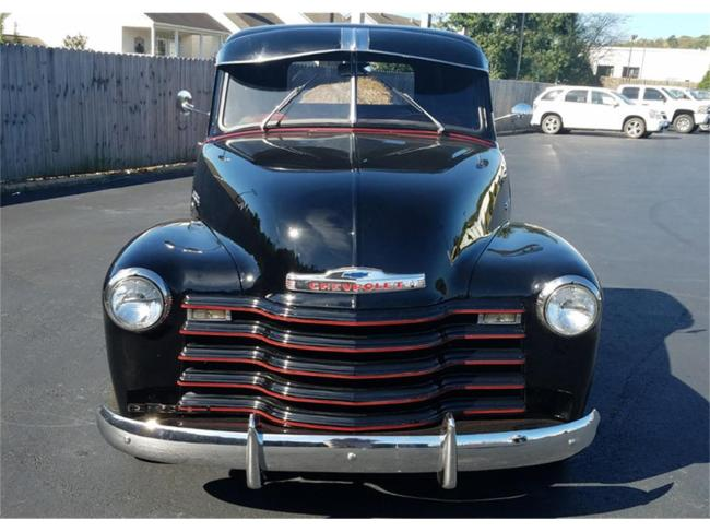 1951 Chevrolet Pickup - Chevrolet (3)