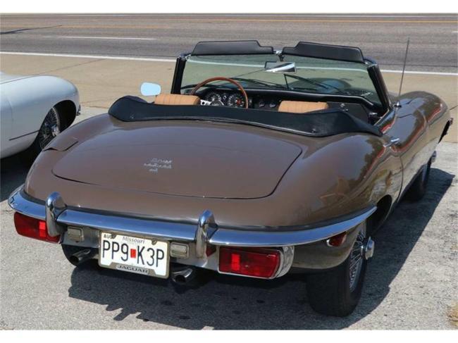 1969 Jaguar E-Type - Jaguar (6)